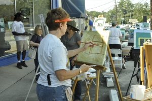 2013 Paining in the Round
